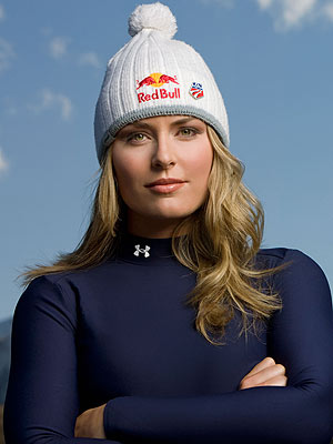 Lindsey Vonn Hurt in Training Crash