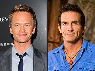 Attention Celebs: Jeff Probst Wants You to Join Neil Patrick Harris on Survivor | Jeff Probst, Neil Patrick Harris