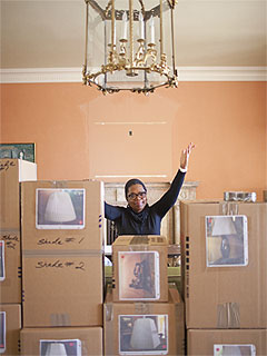 Oprah Redecorates! What She Wants to Change in Her  Home