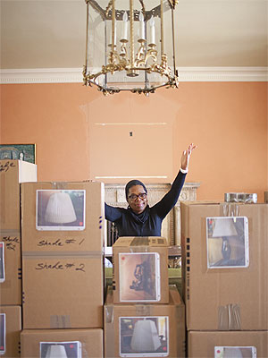 Oprah Winfrey&#39;s New Home Photos