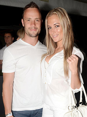 'Blade Runner' Oscar Pistorius Charged with Girlfriend's Murder| Crime &amp; Courts, Oscar Pistorius
