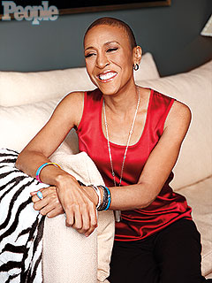 Robin Roberts Receiving Lifetime Achievement Honor from DVF Awards | Robin Roberts