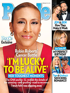 Inside Robin Roberts&#39;s Brave Fight For Her Life | Robin Roberts
