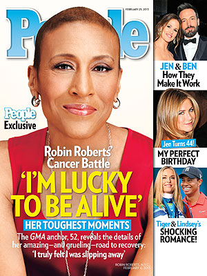 Robin Roberts: My Dark Days, My Brave Fight| Health, Robin Roberts