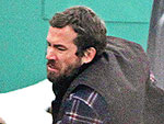 Ouch! Ryan Reynolds Packs a Punch on Set | Ryan Reynolds