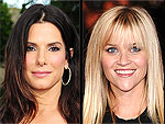 Sandra, Reese, Nicole and Halle All Set for Oscar Stage! | Nicole Kidman, Reese Witherspoon, Sandra Bullock