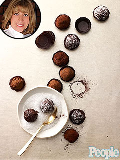 Oscar Party Idea: Make Sheila G. Main's Truffles
