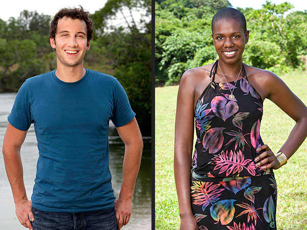 Survivor: Caramoan Premiere - Stephen Fishbach Blogs About Francesca Hogi