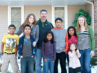 HEROES AMONG US: Couple Adopts Five Peruvian Siblings – Without Meeting Them