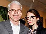 It's Official: Steve MartinIs a Dad!