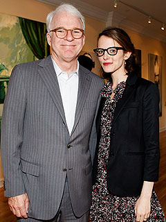 Steve Martin Welcomes First Child