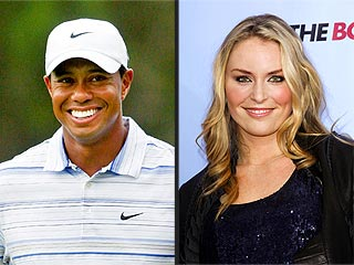 Tiger Woods & Lindsey Vonn Are Spending Time Together Romantically