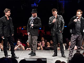 98 Degrees: We're Giving Fans What They Want on Reunion Tour