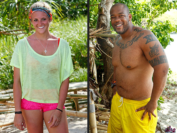 Survivor: Caramoan: Allie Pohevitz Exit Interview