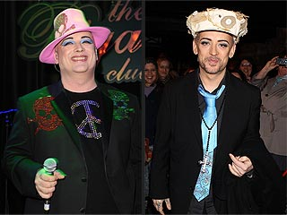 PHOTO: Boy George Shows Off Dramatic Weight Loss | Boy George