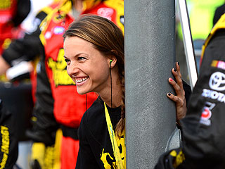 Meet the First Female NASCAR Pit Crew Member!