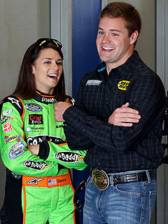 Danica Patrick Thinks Dating a Competitor Is a Bad Idea ... But She&#39;s in Love!