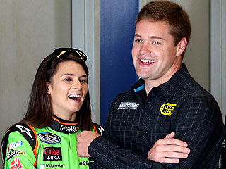 Danica Patrick Thinks Dating a Competitor Is a Bad Idea ... But She's in Love!