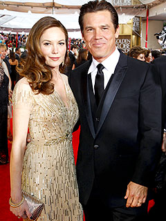 Diane Lane Signed Divorce Papers from Josh Brolin on Valentine&#39;s Day