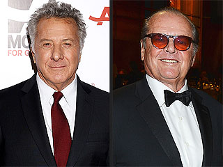 Jack Nicholson, Dustin Hoffman to Present at Academy Awards