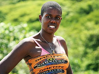 Survivor's Francesca Hogi: Booted Twice But Has Best Sense of Humor Ever