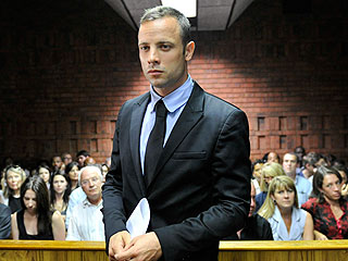 Inside Oscar Pistorius&#39;s House: Testosterone & Needles, Say Police | Oscar Pistorius