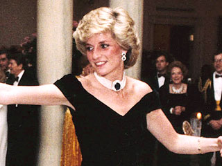 Man Buys Iconic Princess Di Dress for $362,000 | John Travolta, Princess Diana