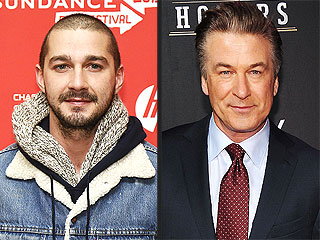 Shia LaBeouf Punches Wall, Apologizes to Alec Baldwin Over Broadway Drama | Alec Baldwin, Shia LaBeouf