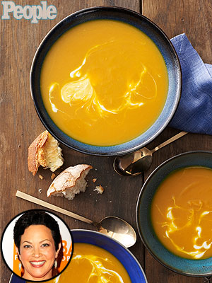 Recipe: Ellie Krieger's Butternut Squash Soup