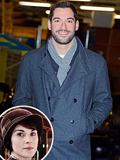 Is Downton&#39;s Lady Mary Getting This Guy as a Hot New Love Interest?