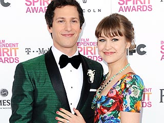 Andy Samberg Is Engaged!
