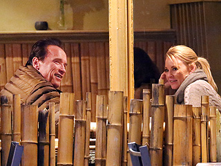 PHOTO: Is This Arnold Schwarzenegger's New Girlfriend? | Arnold Schwarzenegger