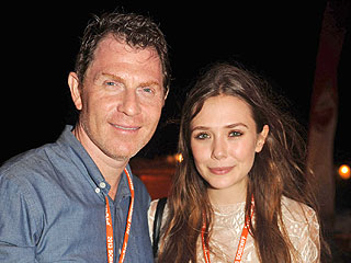 Which Olsen Sister Did Bobby Flay Make a Burger for in Miami?