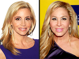 Are Adrienne Maloof & Camille Grammer Leaving Real Housewives?