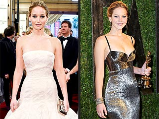 POLL: Which Jennifer Lawrence Oscar Dress Was Your Favorite?