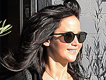 PHOTO: Jennifer Lawrence Dyes Her Hair Jet Black | Jennifer Lawrence