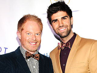 Jesse Tyler Ferguson Celebrates His 1-Year Wedding Anniversary by 'Eating A Lot' | Jesse Tyler Ferguson