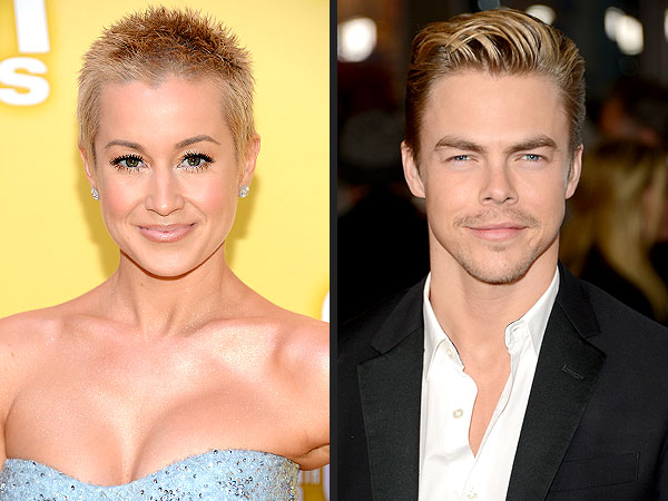 Dancing with the Stars: Kellie Pickler Calls Partner Derek Hough an 'Answered Prayer'