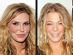 Brandi Glanville: LeAnn Rimes Isn't Joining Real Housewives | Brandi Glanville, LeAnn Rimes