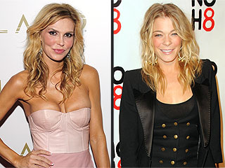 Brandi Glanville: LeAnn Rimes Isn&#39;t Joining Real Housewives | Brandi Glanville, LeAnn Rimes