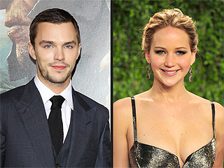 Nicholas Hoult Dated Jennifer Lawrence – But Insists He's No Heartthrob | Jennifer Lawrence, Nicholas Hoult