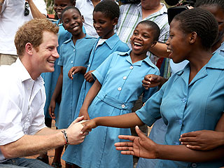 Prince Harry: I Hope My Mother Would Be Proud of Me