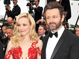 PHOTO: Rachel McAdams & Michael Sheen Couple Up in Cannes | Michael Sheen, Rachel McAdams
