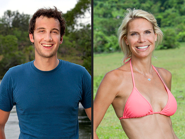 Survivor Blog; Stephen Fishbach Writes About Sherri for People.com