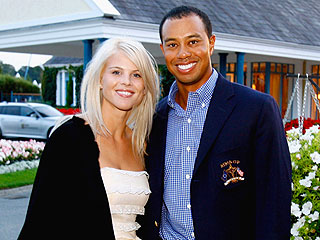 Tiger Woods, Elin Nordegren Reunite with Kids: Report | Elin Nordegren, Tiger Woods