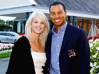 Tiger Woods, Elin Nordegren Reunite with Kids: Report | Elin Nordegren, Tiger Woods