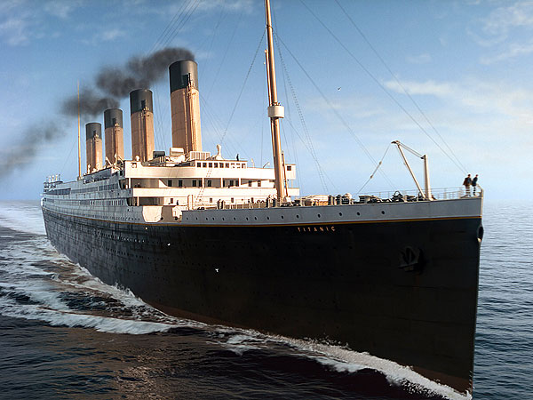 Titanic to Sail Again &#8211; But Will You Get Onboard?| Oscars 1997, Titanic, James Cameron, Kate Winslet, Leonardo DiCaprio