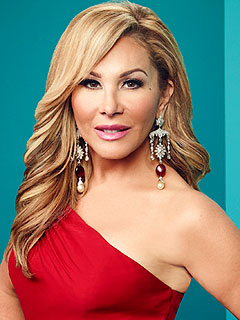 Adrienne Maloof 'Let Go' from The Real Housewives of Beverly Hills, Source Says | Adrienne Maloof
