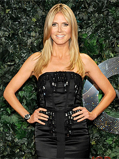 Why Heidi Klum Won't Have Plastic Surgery | Heidi Klum