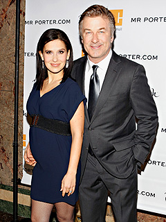Alec Baldwin Hilaria Expecting Girl